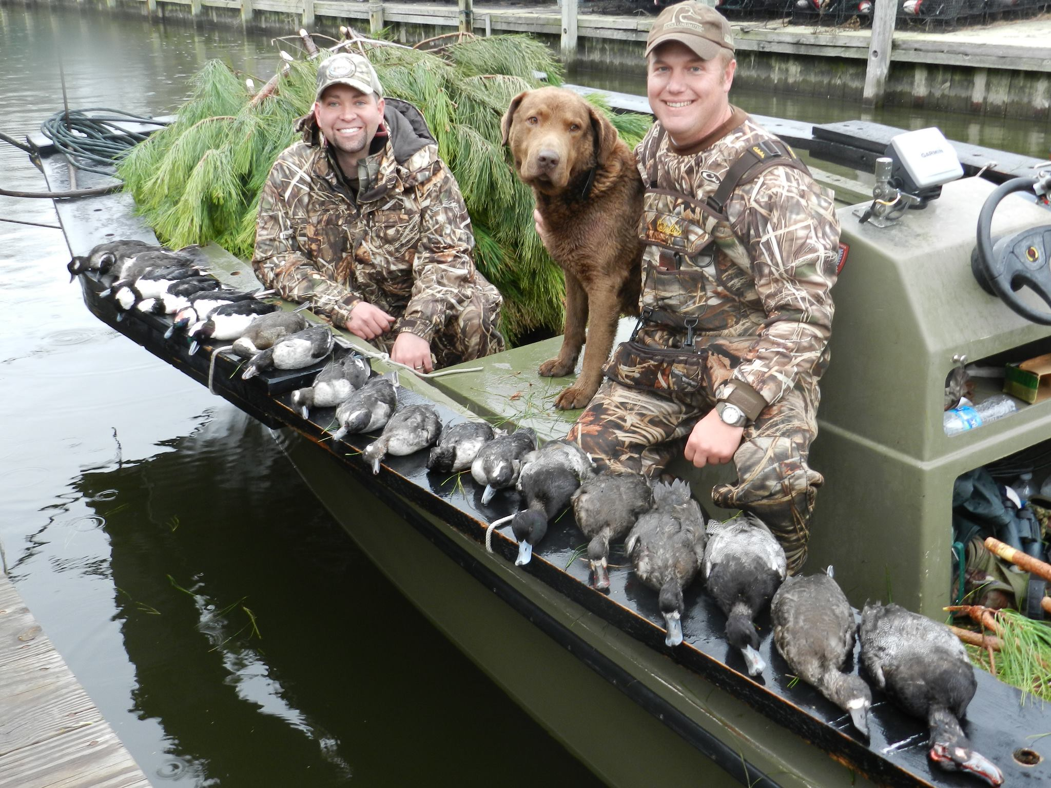 The hunt parkers waterfowl for Nc lifetime fishing license